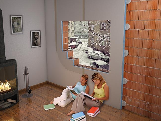 Comunicazione pagina 2 di 4 madis costruzioni srl - Isolamento acustico interno ...