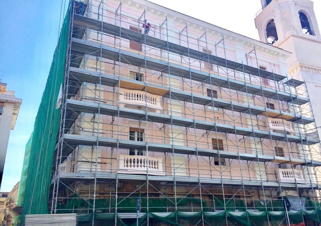 Ristrutturazione facciata madis costruzioni srl for Iva ristrutturazione prima casa 2017